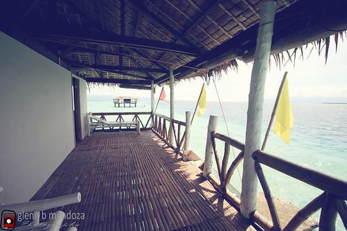 Manjuyod Sandbar Hut