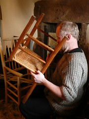Phil Bradley examines the willow chair seat