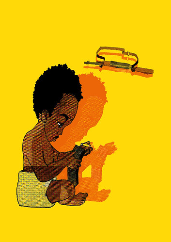 RITE OF PASSAGE PART 1 : Bullet Boy by kiboko HachiYon