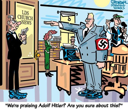 Mormons and Mein Kampf