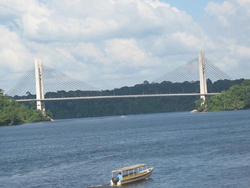 Bridge Oiapoque/Saint George