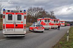 Verkehrsunfall B455/New-York-Straße 29.12.11