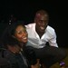 Ciana & Trevor Nelson @ his NYE party
