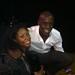 Ciana & Trevor Nelson @ his NYE party
