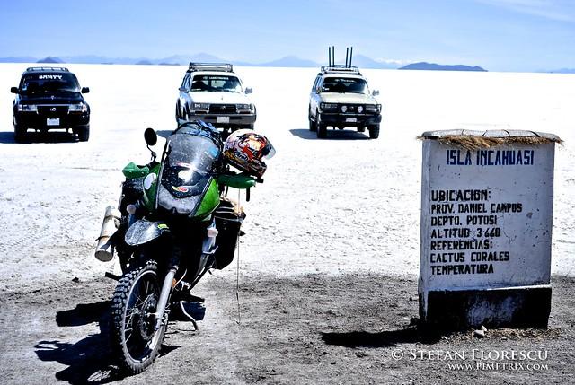 KLR 650 Trip Peru and Bolivia 662