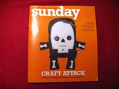 Sunday Star TImes - 2008