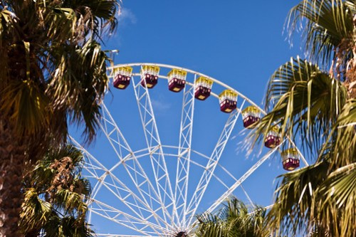 The Giant Sky Wheel