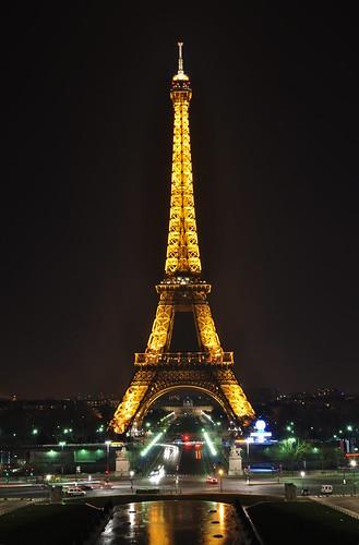 Torres Eiffel Torcadero