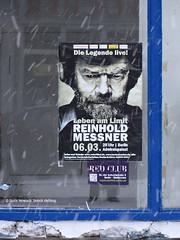 Yeti kommt Messner