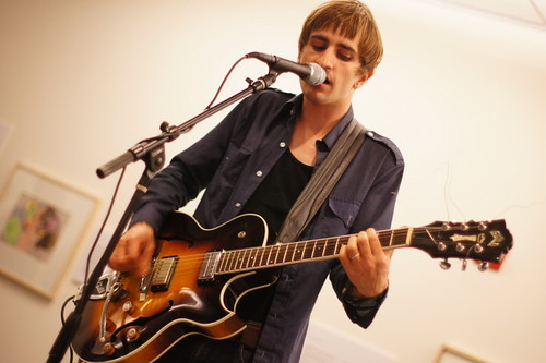 Royal Baths, Brickside Festival, Jameson Gallery, Durham NC, 03/24/12