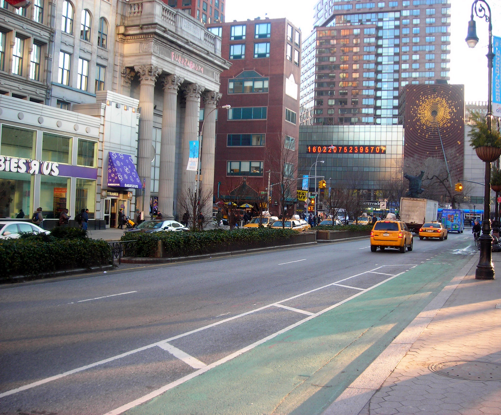 Union Square and Park Avenue South