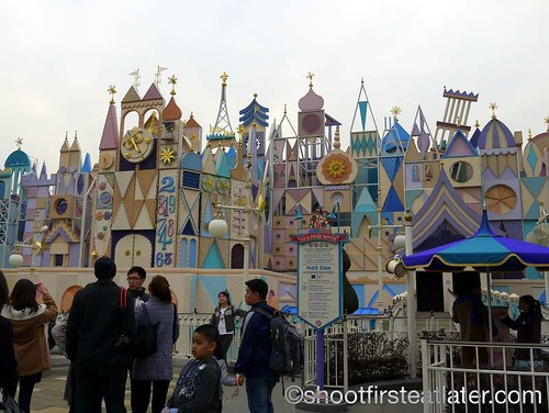 Fantasyland - It's a Small World