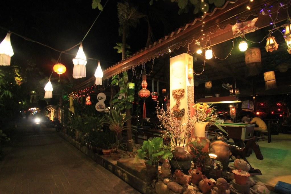 Beach Bar - Koh Tao, Thailand