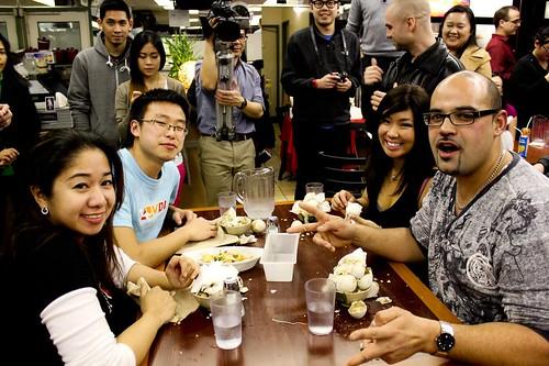 Balut contest