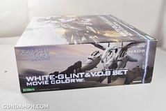 Kotobukiya White Glint & V.O.B Movie Color Version Unboxing Review (5)