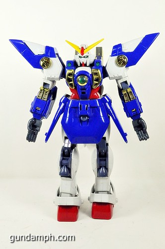 1-60 DX Wing Gundam Review 1997 Model (49)