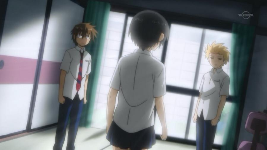 Danshi Koukousei no Nichijou - 02