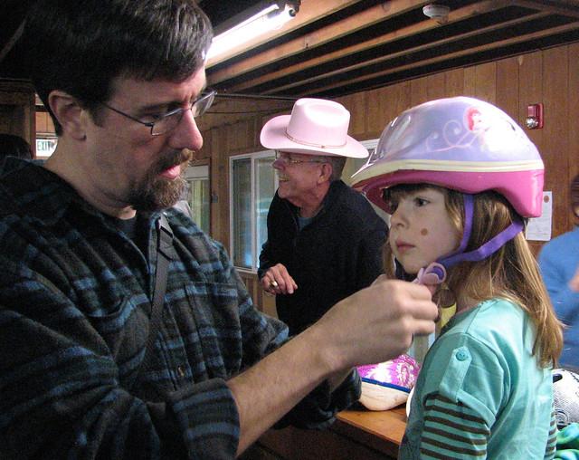Pink Helmet, Pink Hat