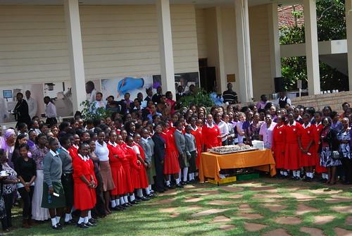 2012 International Women's Day at ILRI Nairobi