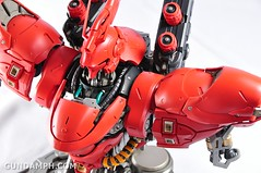 Formania Sazabi Bust Display Figure Unboxing Review Photos (122)