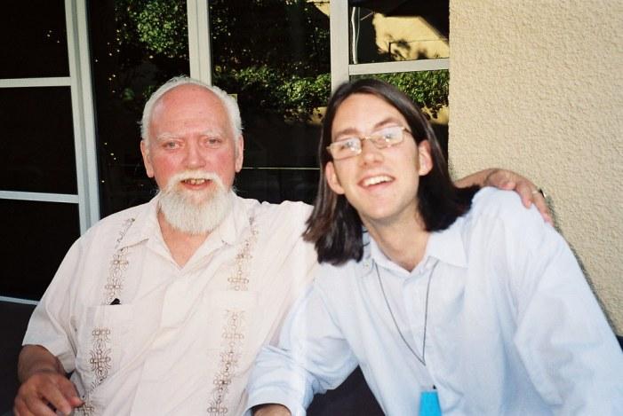 Robert Anton Wilson Meets Steve Fly