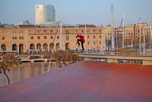 Barcelona - Skateboard