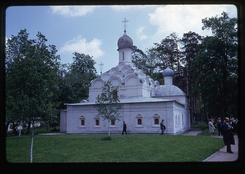 Church of Archangel Michael, Moscow, 1969