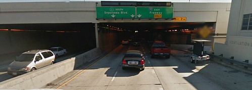 Sepulveda Tunnel