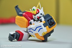 MG 1-100 Gundam HeavyArms EW Unboxing OOTB Review (25)