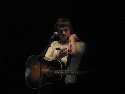 Pete Doherty live at Estragon