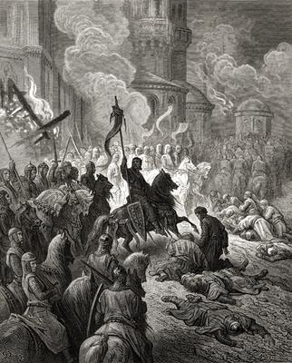 Gustave Dore Crociati