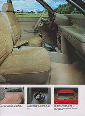 1985 Hyundai Pony Brochure 07