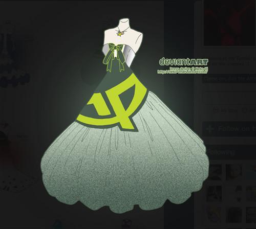 Redes Sociales como Vestidos de Moda