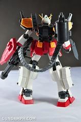 MG 1-100 Gundam HeavyArms EW Unboxing OOTB Review (83)