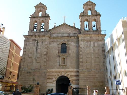 Iglesia del Carmen. Málaga