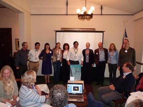 David Introduces 2012-13 Club Board