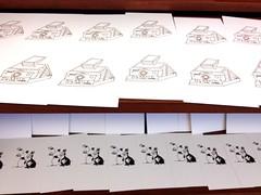 Print Gocco Prints