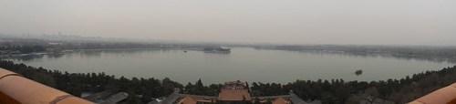 ทะเลสาบคุนหมิงภายในพระราชวังฤดูร้อน