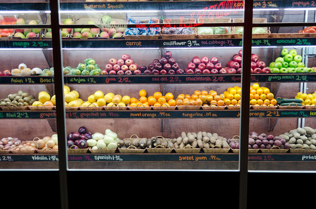 1254 Fruit Stand