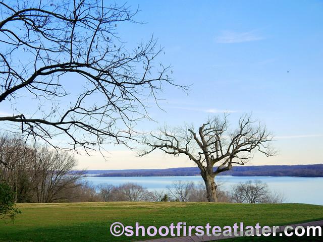 Mount Vernon- Potomac river