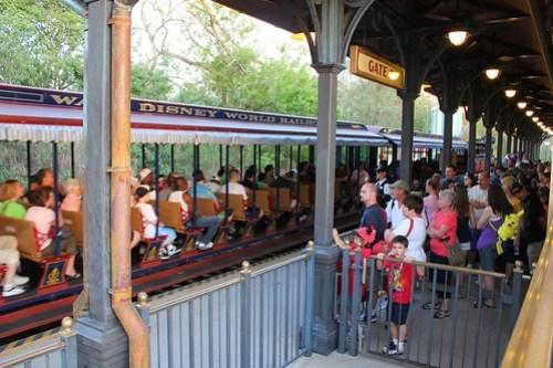 Walt Disney World Railroad - Storybook Circus