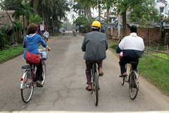 Hoi An Cyclists