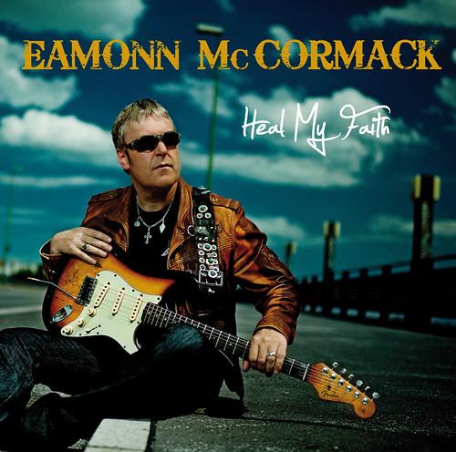 Eamonn McCormick - Heal My Faith (cover)