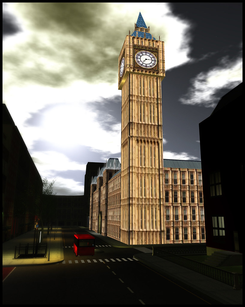 Big Ben @ Mainland London
