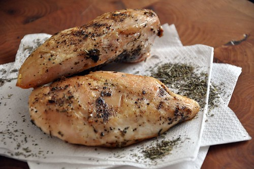 Chicken with Herbs de Provence