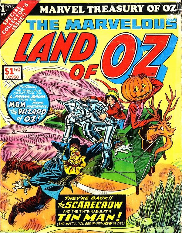 Marvel Tresury of Oz 2
