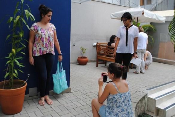 Aprenda, fazendo: produção de fotos