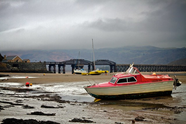 Barmouth Rail Bridge