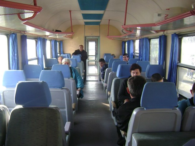 Tirane-Durres train