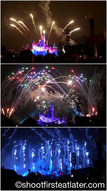 Disney in the Stars Fireworks